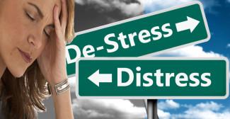 de-sress & distress