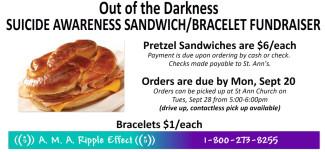 Sandwiches & Bracelets for Sale