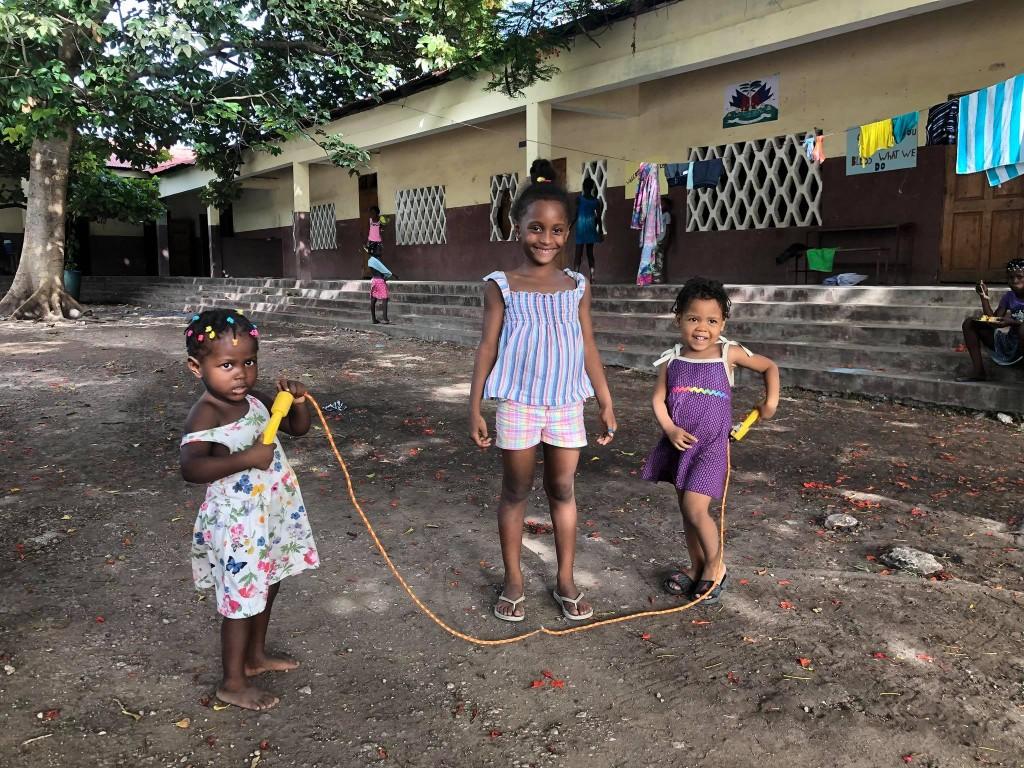 Haiti Littlest Angels Feeding Program a success!