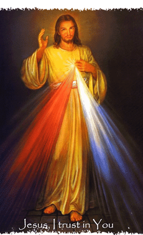 Divine Mercy to be celebrated at St Mary Church on Sunday, April 8 at 12 noon