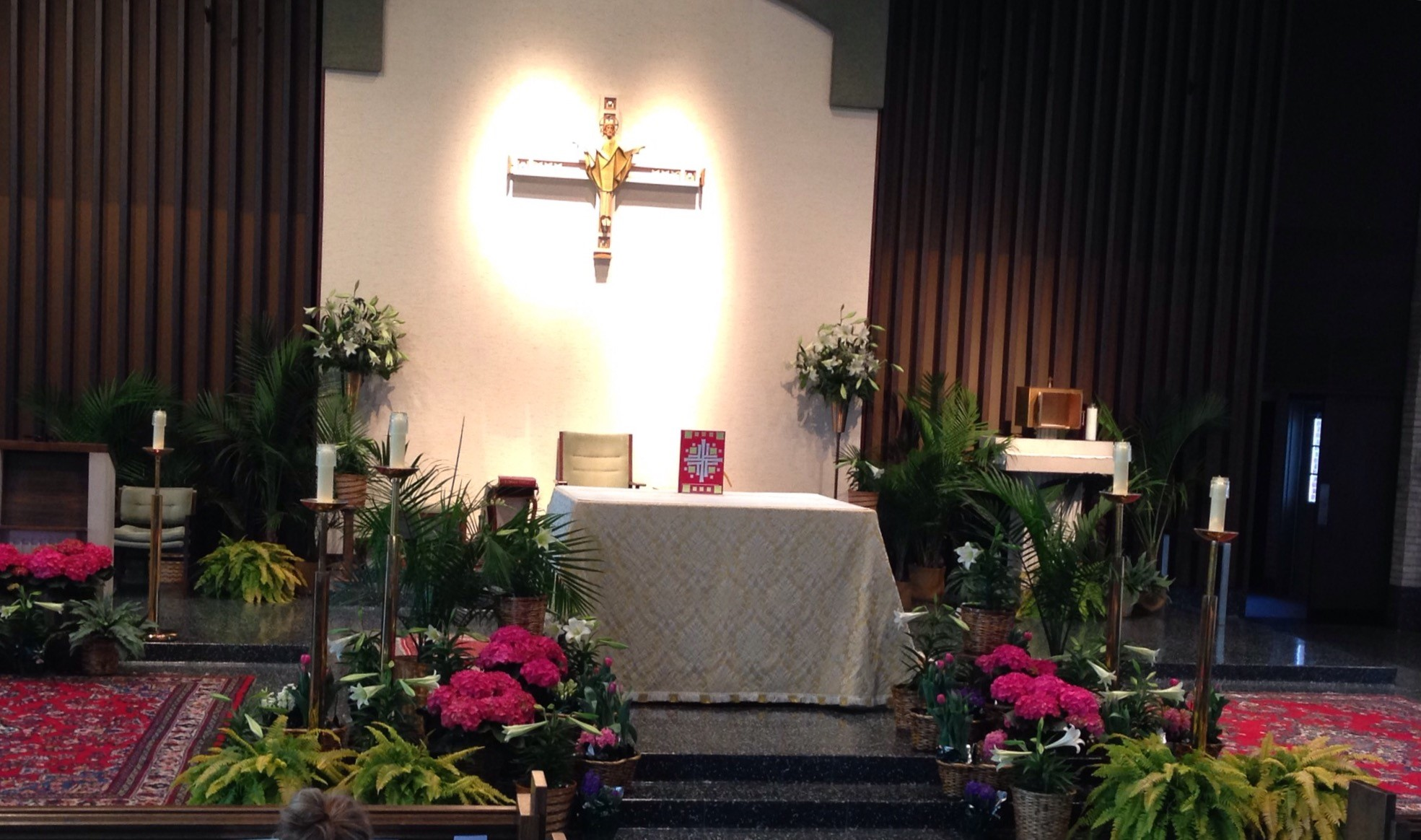 Easter Sunday Masses-9:00 and 11:30 am
