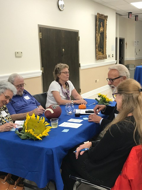 Adult Small Faith-Sharing groups forming now!