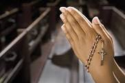 Virtual Rosary via Zoom Thursday at 7:30 pm