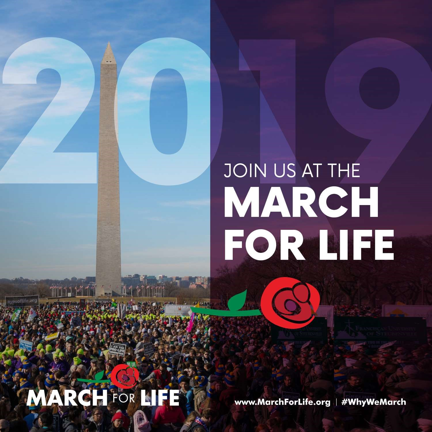 March for Life on Jan. 18 in Washington DC