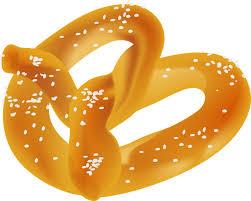 Teen Fundraiser of Pretzel sandwiches