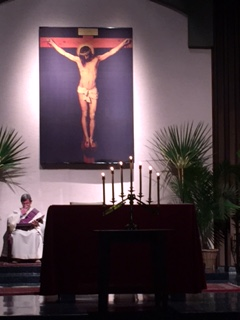 Lenten Stations of the Cross-Friday, March 22 at 6 pm in church
