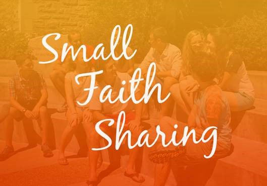 Small Groups Sign-ups now!