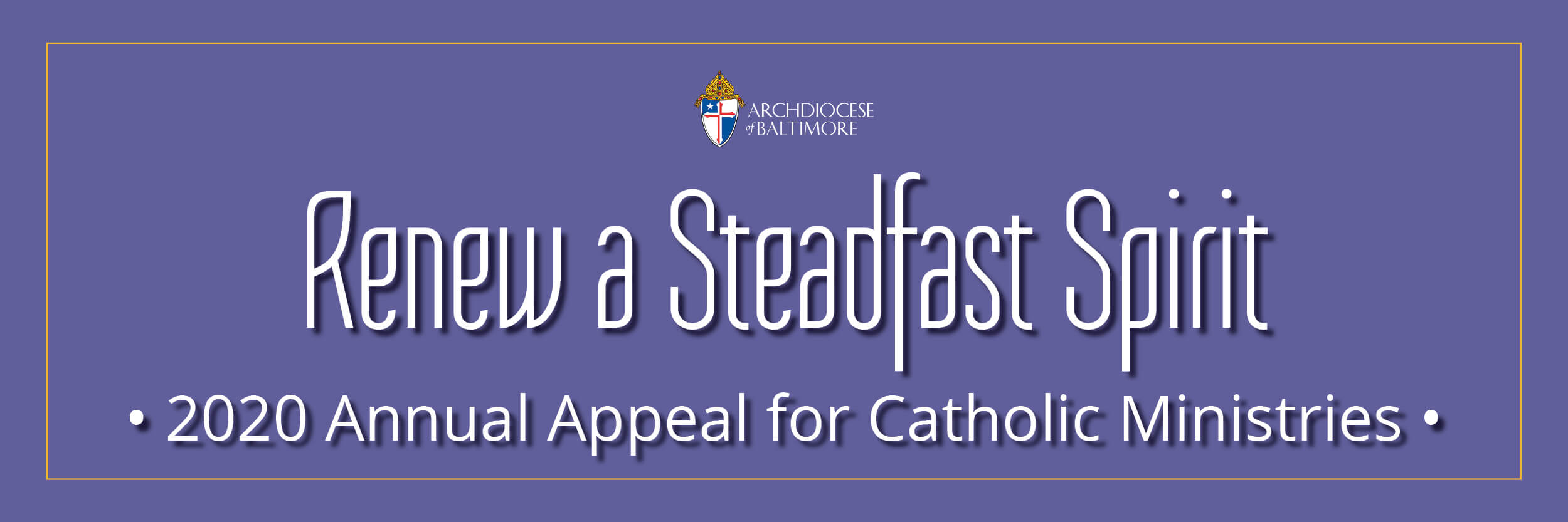 Annual Appeal for Catholic Ministries