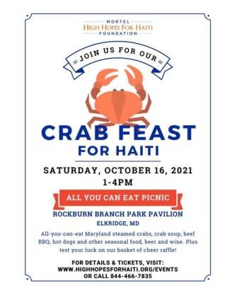 Crab Fest for Haiti1